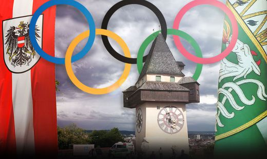 OLYMPIA - OEOC, Olympic Winter Games 2026