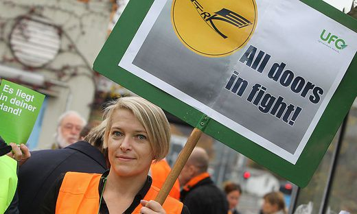 Archivbild: FILES-GERMANY-AVIATION-STRIKE-LABOR-LUFTHANSA