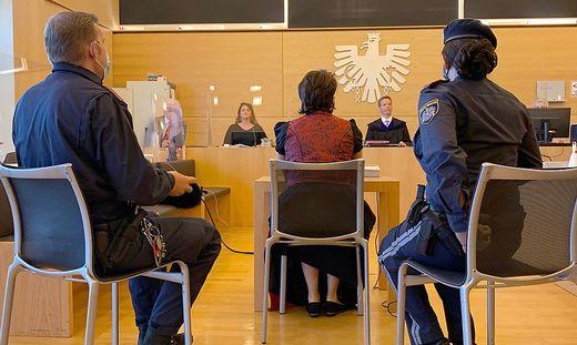 Prozess in Leoben.