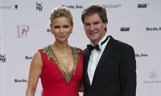 Carsten Maschmeyer und seine Ehefrau Veronica Ferres