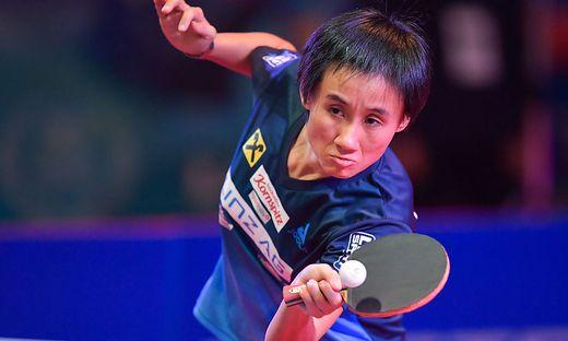 Liu Jia zeigte bei der Champions-League ihre Topform und ist heute bei den Damen Favoritin