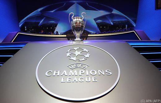 UEFA ändert Ankickzeiten in der Champions League