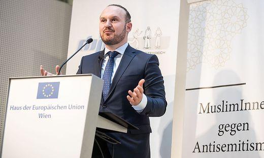Präsident der Islamischen Glaubensgemeinschaft in Österreich (IGGÖ), Ümit Vural