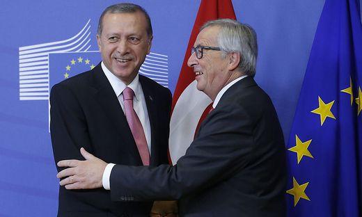 EU will Türkei-Hilfen um 80 Millionen kürzen
