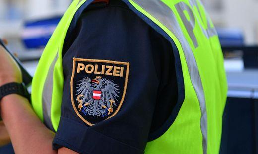 THEMENBILD:  FOTOTERMIN POLIZEIAUSBILDUNG / EINSATZTRAINING / FAHRZEUGKONTROLLE