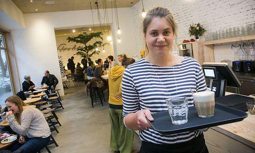 Kaiserfeldgasse: Das neueste und derzeit bestbesuchte Tribeka-Café