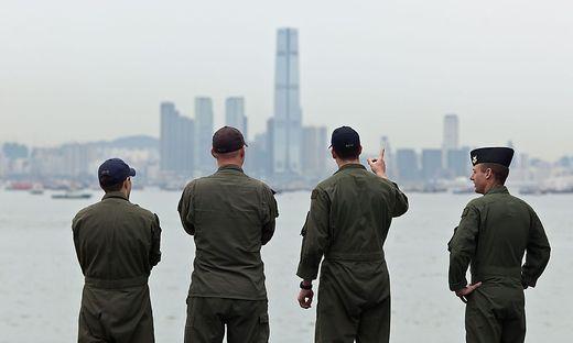 FILES-HONG KONG-CHINA-US-POLITICS-CRIME-UNREST