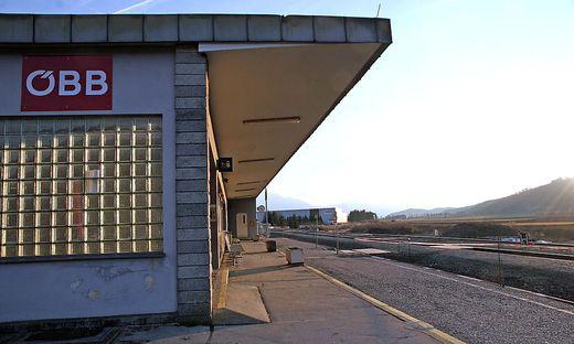 Bahnhof Eis-Ruden