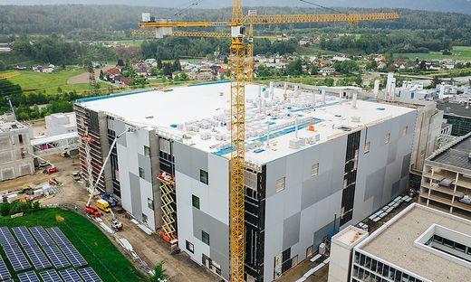 Neue Chipfabrik in Villach