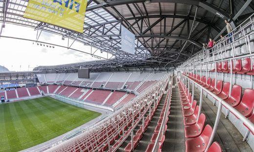 Im Wörthersee-Stadion werden im September 2019 rund 200 Bäume wachsen. Für  Austria Klagenfurt 94f009828f