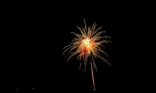 104 verschiedene Pyrotechnik-Artikel wurden in St. Marein getestet