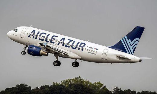 FILES-FRANCE-TRANSPORT-AIR-AIGLE-AZUR