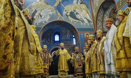 UKRAINE-RUSSIA-POLITICS-CHURCH