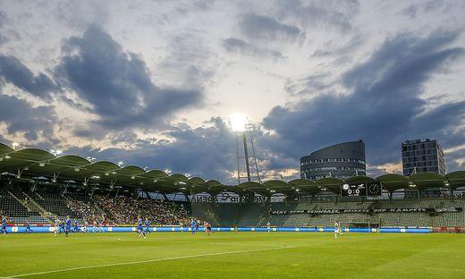 FUSSBALL EUROPA-LEAGUE / QUALIFIKATION / 2. RUNDE / RUeCKSPIEL: SK STURM GRAZ - FK HAUGESUND