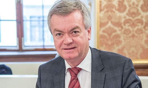 Der Leobener Anton Lang wird Jörg Leichtfried als SP-Landesrat für Verkehr, Umwelt und Sport nachfolgen