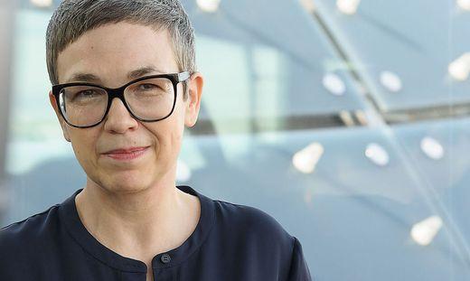 Kunsthaus-Leiterin Barbara Steiner