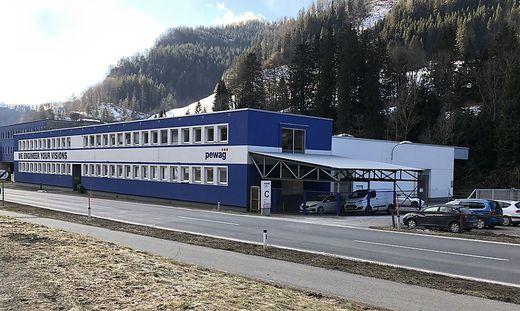 Am Kapfenberger Standort der Firma Pewag wird in nachhaltige Energie investiert