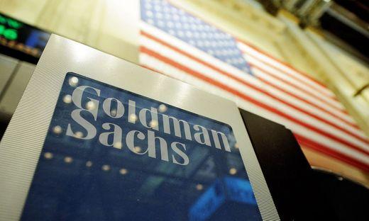 Der Nettogewinn bricht bei Goldman Sachs um ein Fünftel ein