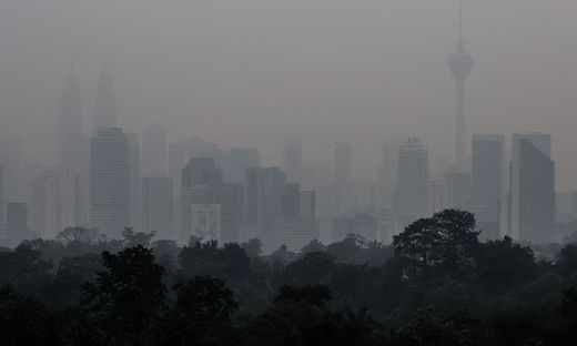 FILES-MALAYSIA-INDONESIA-SINGAPORE-ENVIRONMENT-POLLUTION-BUSINES