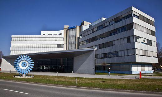 Die Zentrale der Andritz AG