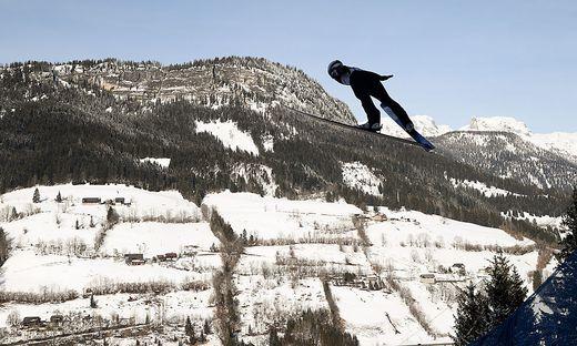 SKI FLYING - FIS WC Kulm