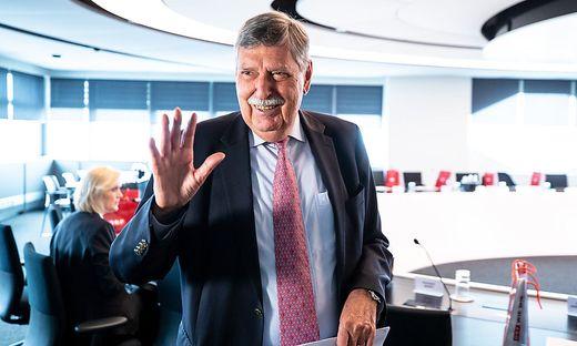 Der ehemalige ORF-Stiftungsratsvorsitzende Norbert Steger