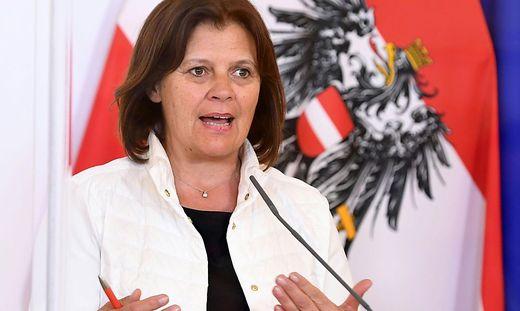 """AK-Präsidentin Renate Anderl: """"Es braucht eine Gerechtigkeitsoffensive"""""""