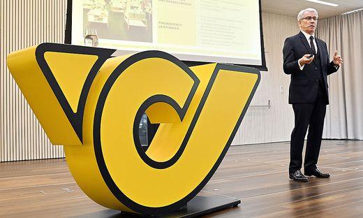 Post-Chef Georg Pölzl stoppte den Handel mit sensiblen Polit-Daten mittlerweile