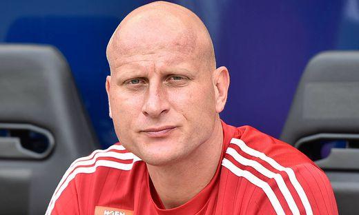 Carsten Jancker ist Leoben-Trainer