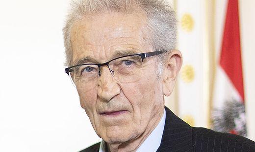 Vernichtendes Urteil: Florjan Lipuš