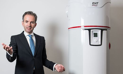 Martin Hagleitner, Chef der Austria Email AG