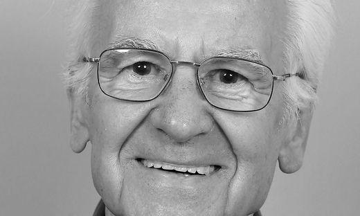 Pfarrer Peter Granig wurde 80 Jahre alt