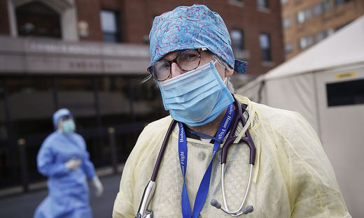 Forscher zählen bereits 70.000 Tote in den USA