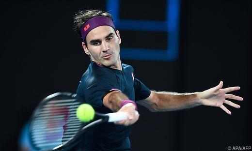 Roger Federer wird bei den Australian Open 2021 nicht dabei sein