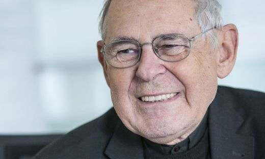 Pfarrer Wolfgang Pucher