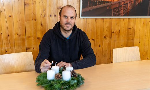 Peter Gödl Ressidorf Weihnachten