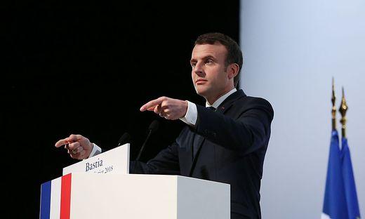 FRANCE-CORSICA-POLITICS