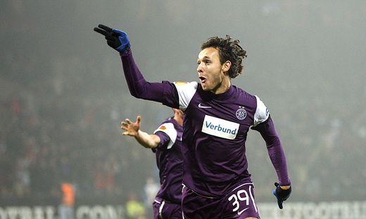 FUSSBALL: EUROPA LEAGUE / FK AUSTRIA WIEN - AZ ALKMAAR