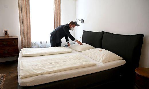 In bessere Hotelausstattung wird derzeit massiv investiert - das rechtfertige höhere Preise, sagt Experte Juritsch