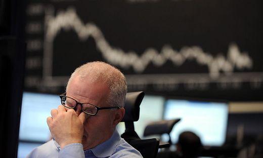 Kleinanleger sollten Aktien als langfristiges Investment sehen. Der ständige Blick auf die Kurse könne die Laune verderben, sagt Finanzprofi Wonnebauer