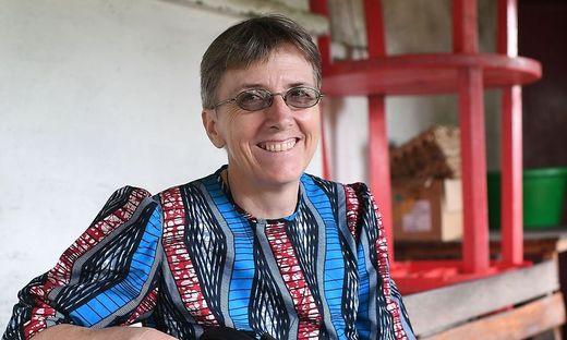 Schwester Brigitta Raith