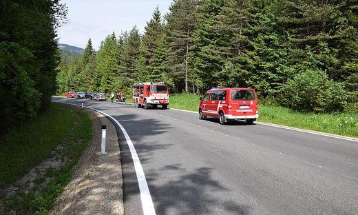 Zwei Tote bei Unfall auf der Soboth