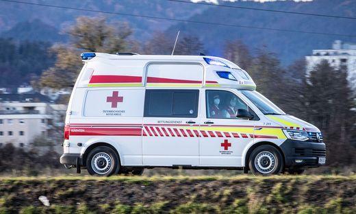Sujet: Rettungsauto im Einsatz