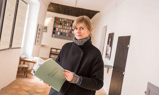Peter Handke Ausstellung im Stift Griffen