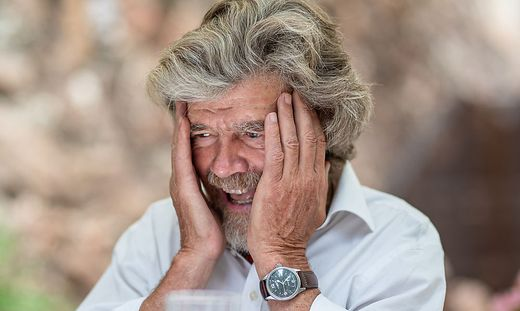INTERVIEW: REINHOLD MESSNER