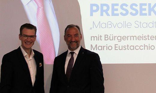 FPÖ will Bausperre in Grazer Problembezirken
