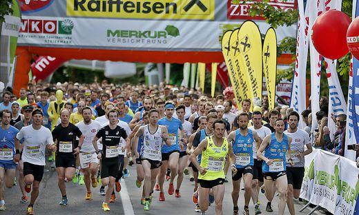 RUNNING - Raiffeisen Businesslauf 2015