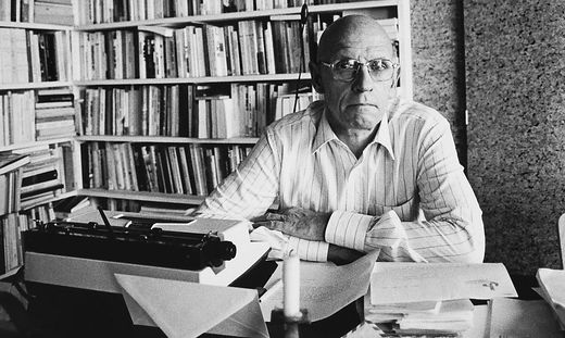 Paul Michel Foucault (1926-1984), French