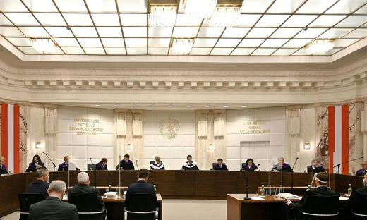 Der österreichische Verfassungsgerichtshof befasst sich mit dem Verbot der Sterbehilfe