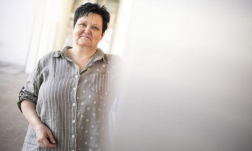 Beatrix Obernosterer leitet seit Anbeginn die Stadtgalerie